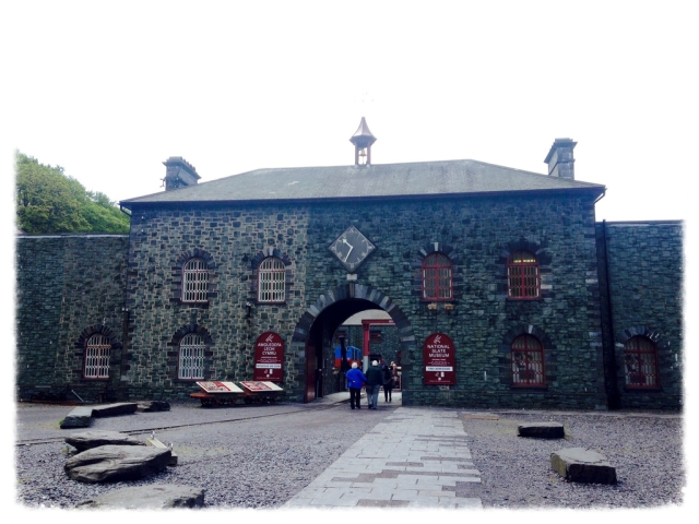 National slate museum, llanberis