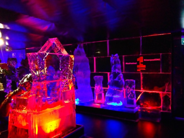 ice bar liverpool
