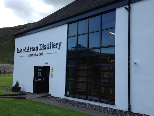 arran brewery sightseeingshoes