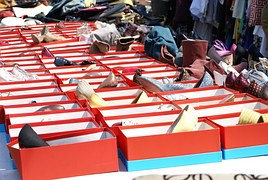 Shoe Boxes - Packing
