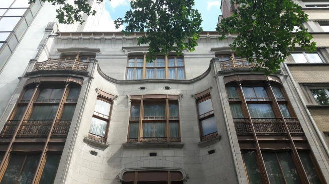 Visiting The Architecture of Victor Horta in Brussels