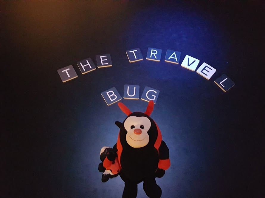 The Travel Bug @Sightseeingshoes